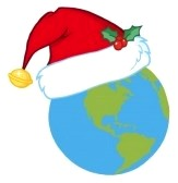 8372542-christmas-earth-wearing-a-santa-hat